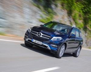 Mercedes-Benz GLE250d 4MATIC 2016