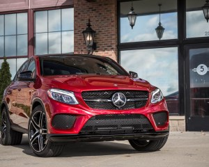 Mercedes-Benz GLE450 AMG Coupe 2016