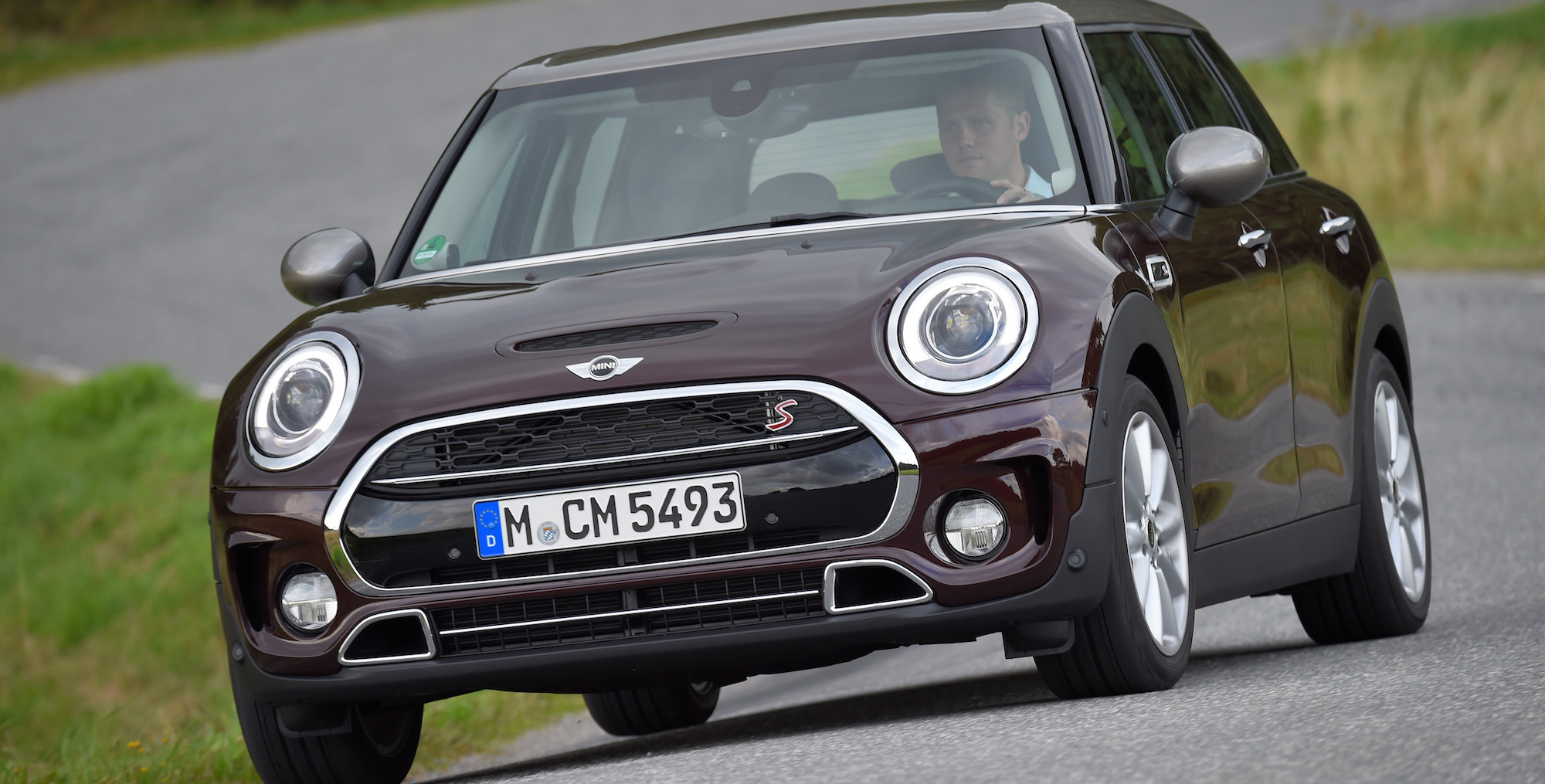 Compact 2016 Mini Cooper Clubman Review 6926 Cars Performance
