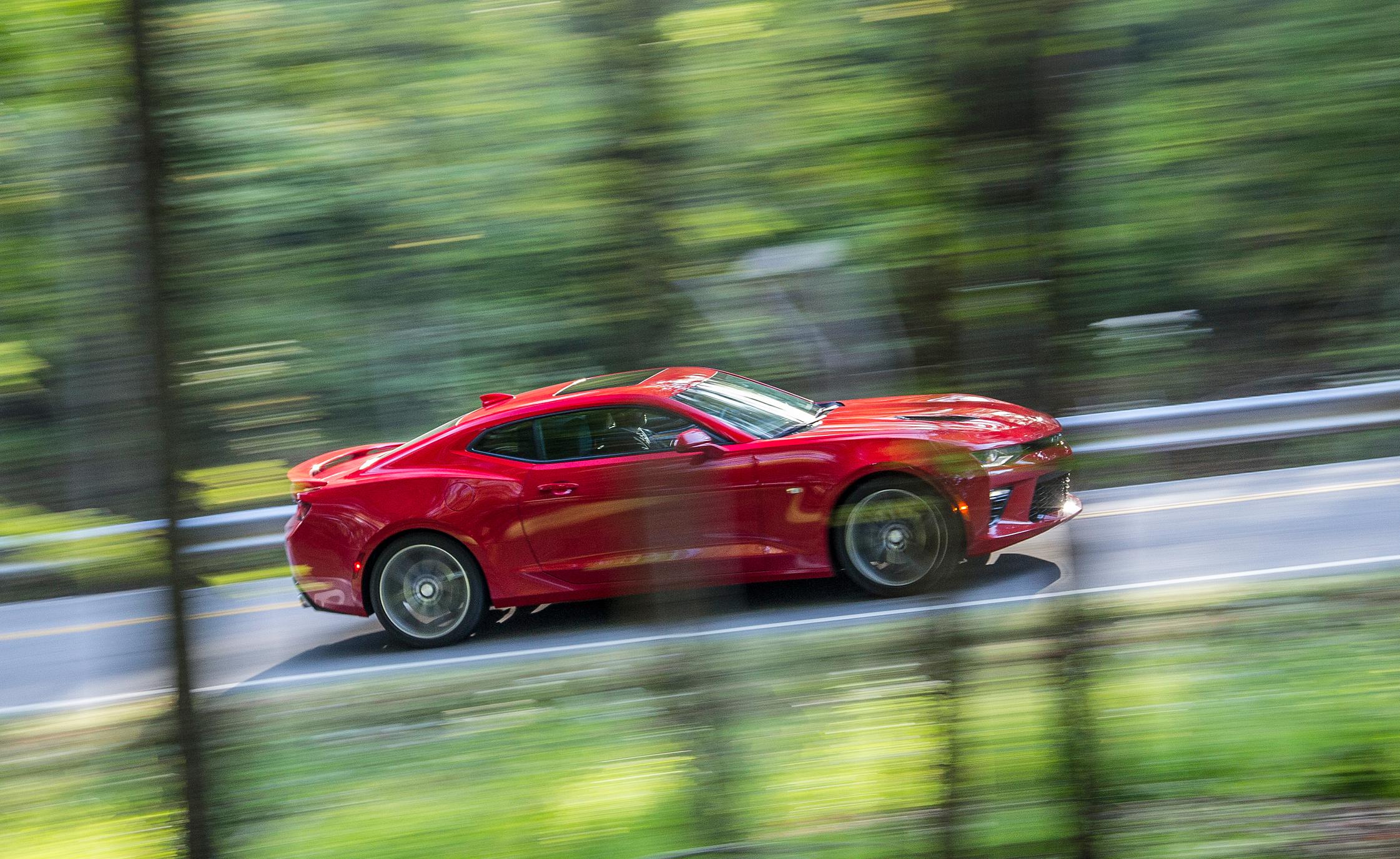 Performance Chevrolet Camaro SS 2016