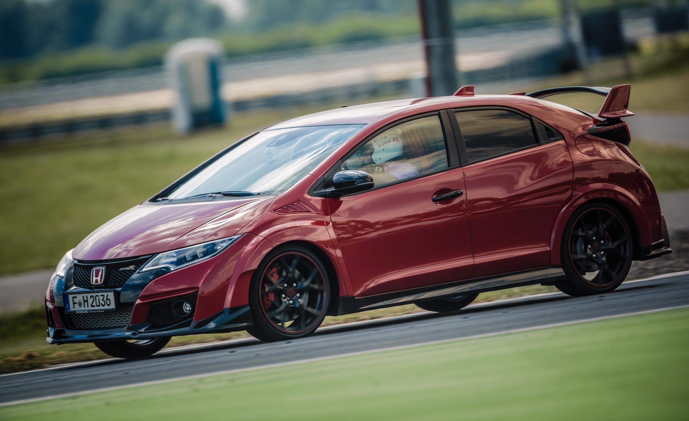 2015 Honda Civic Type R Exterior Full