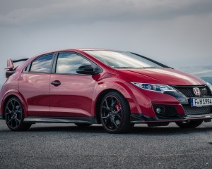 2015 Honda Civic Type R Overview