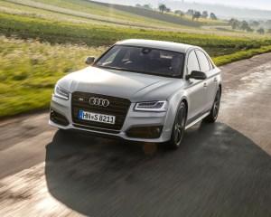 2016 Audi S8 Plus Preview