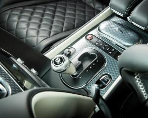 2016 Bentley Continental GT Speed Interior Gear Shift Knob