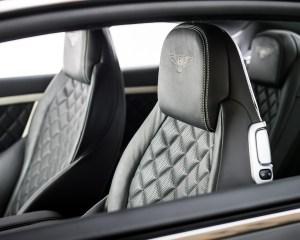 2016 Bentley Continental GT Speed Interior Seats