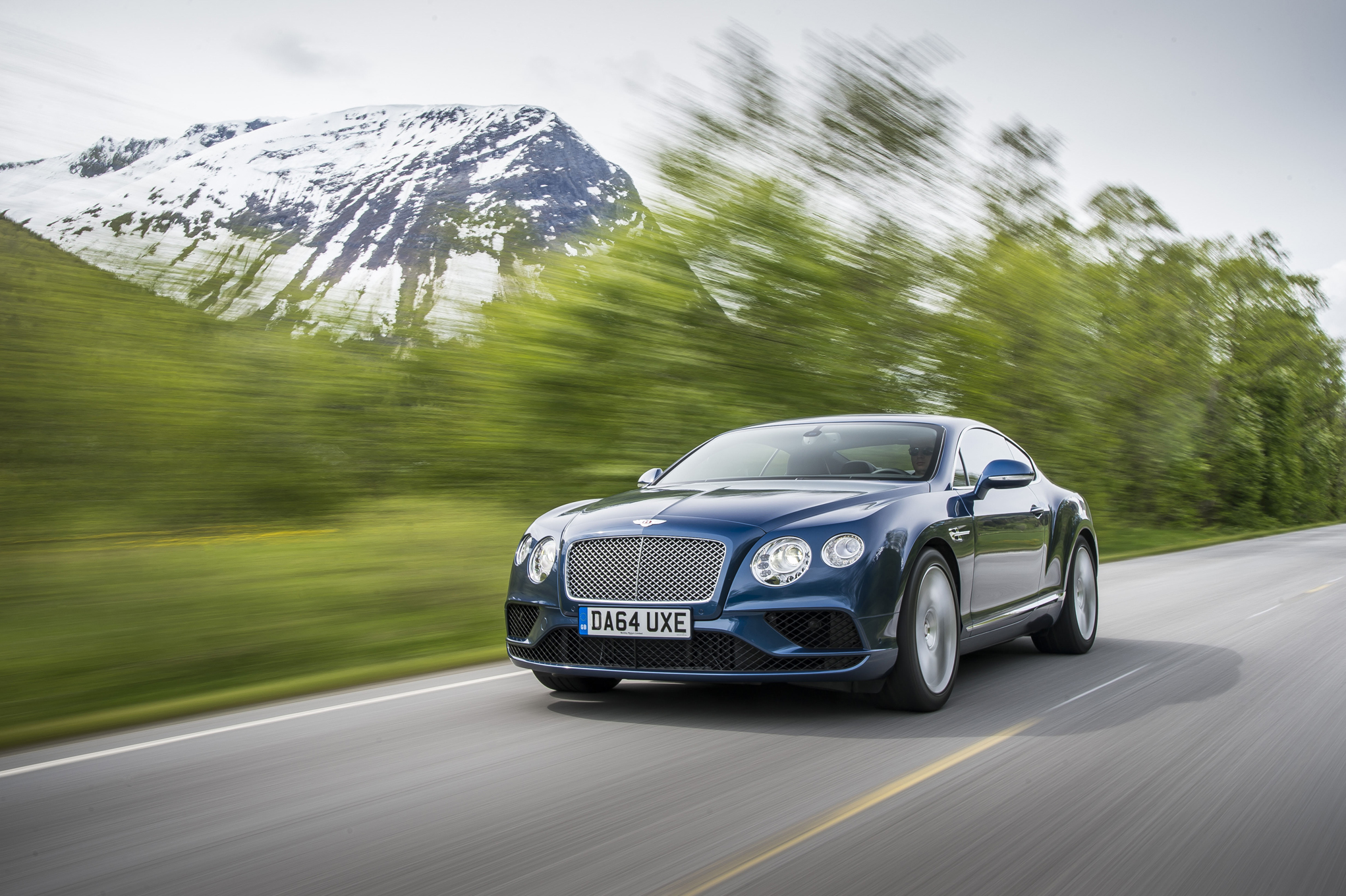 2016 Bentley Continental GT V8 Coupe