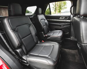 2016 Ford Explorer Sport Interior Seats 2nd Row Middle