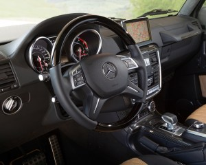 2016 Mercedes-Benz G65 AMG Interior Cockpit and Dashboard