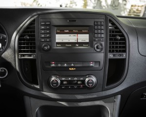 2016 Mercedes-Benz Metris Interior Center Head Unit