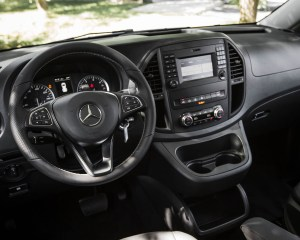 2016 Mercedes-Benz Metris Interior Cockpit