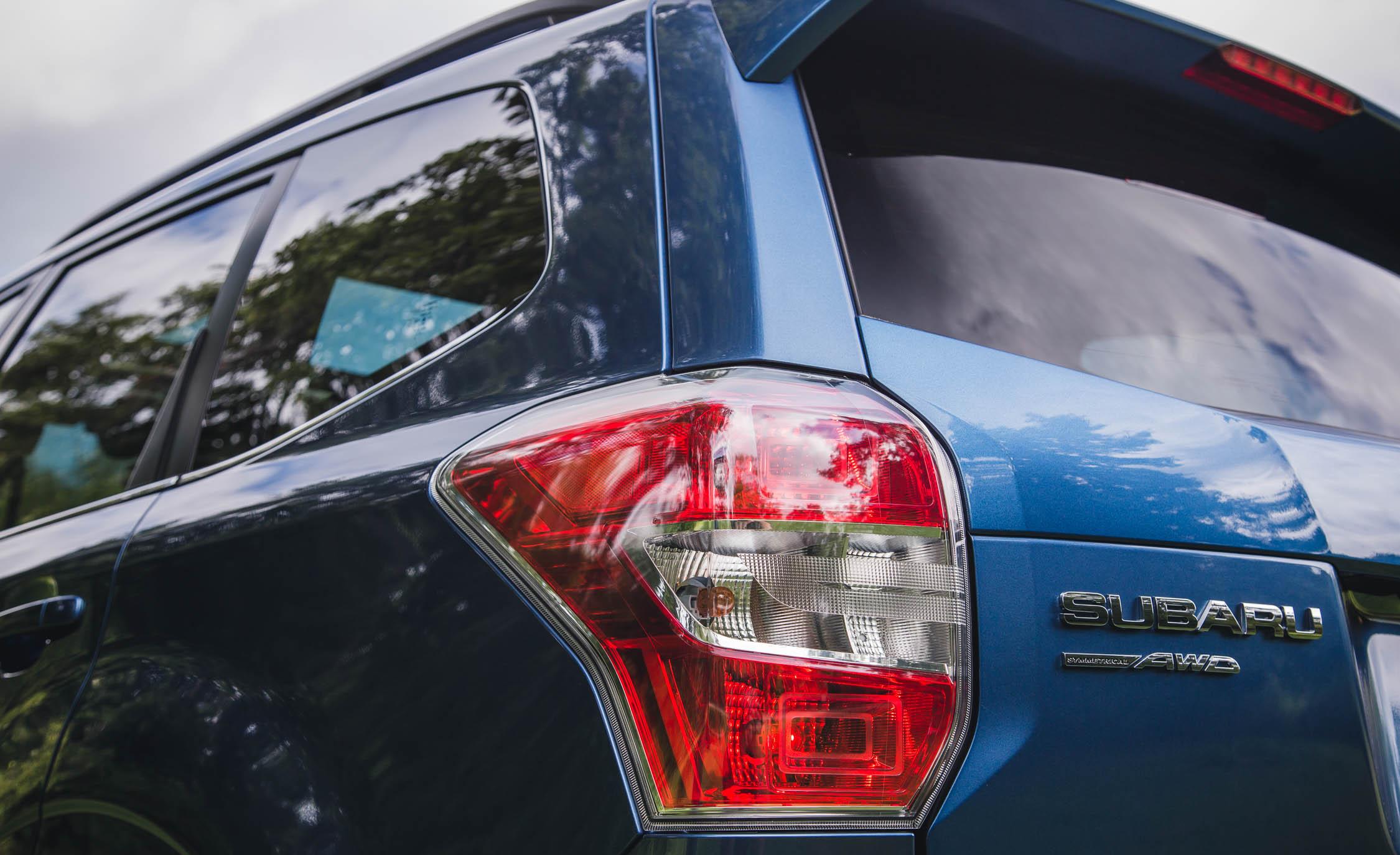 2016 Subaru Forester 2.0XT Touring Exterior Taillight Left
