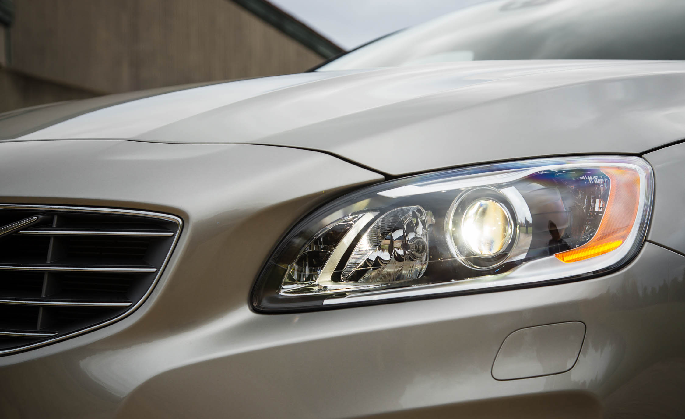 2016 Volvo S60 T5 Inscription Exterior Headlight