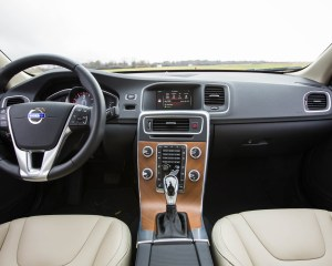 2016 Volvo S60 T5 Inscription Interior Dashboard
