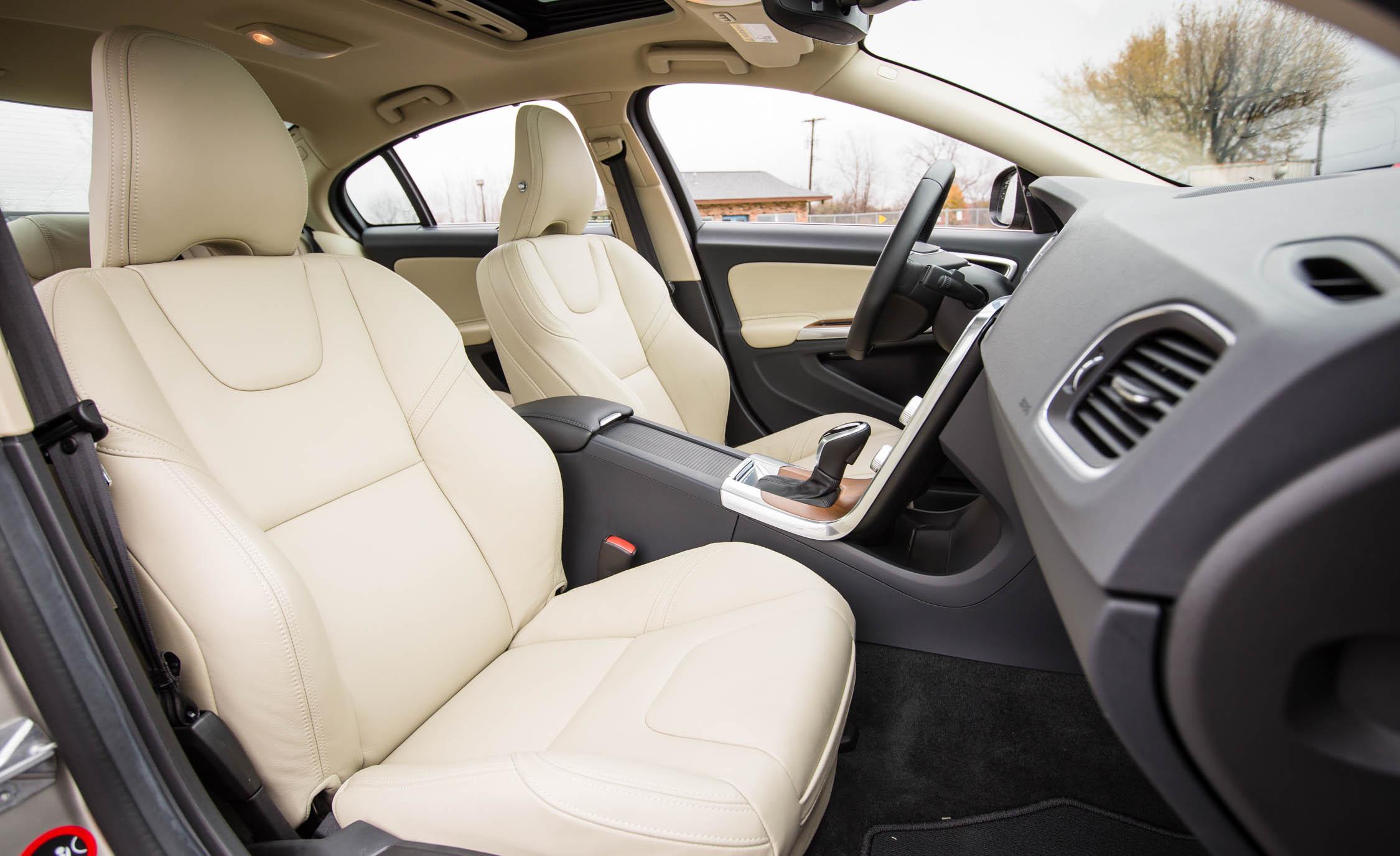 2016 Volvo S60 T5 Inscription Interior Passenger Seats Front