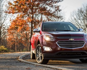 New 2016 Chevrolet Equinox LTZ