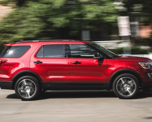 New Ford Explorer Sport 2016