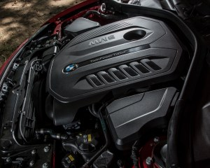 2016 BMW 340i Engine