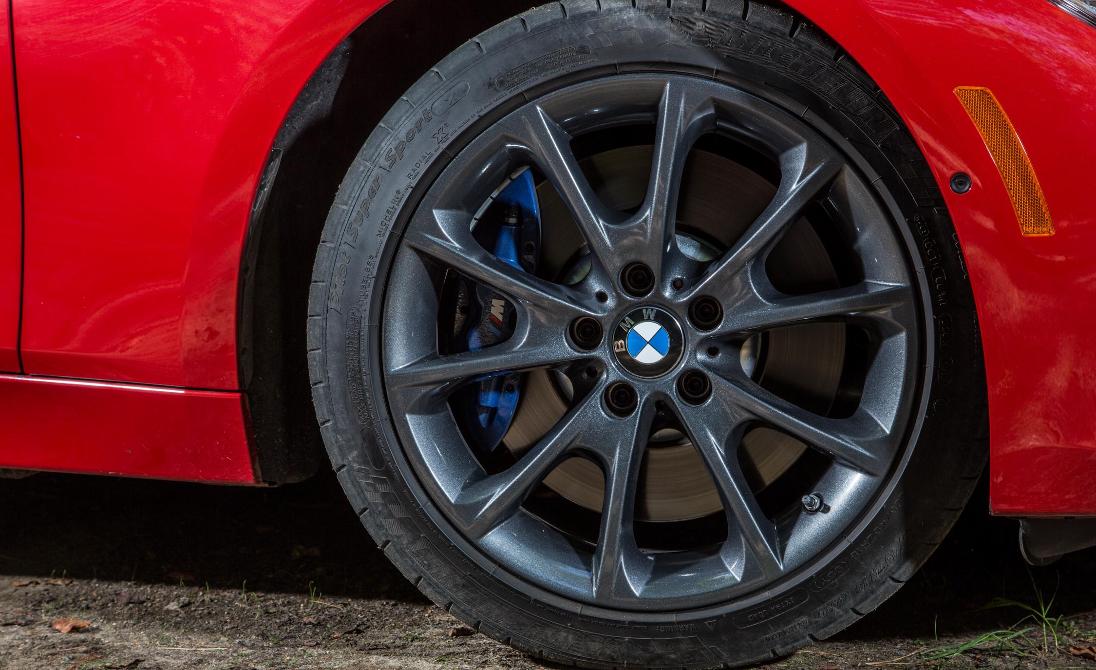 2016 BMW 340i Exterior Wheel