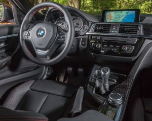 2016 BMW 340i Interior Cockpit