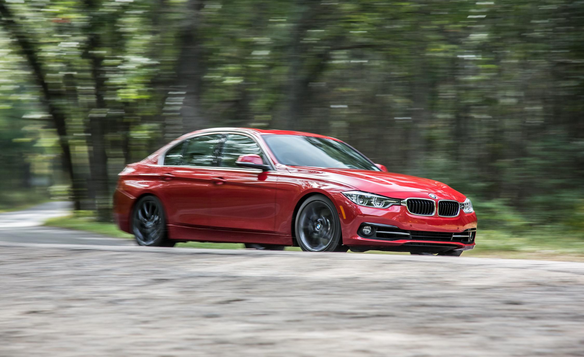 2016 BMW 340i
