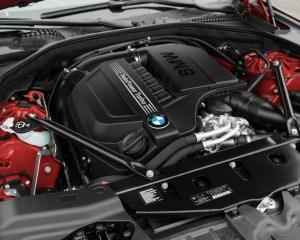 2016 BMW 640i Convertible Turbocharged 3.0-Liter Inline-6 Engine