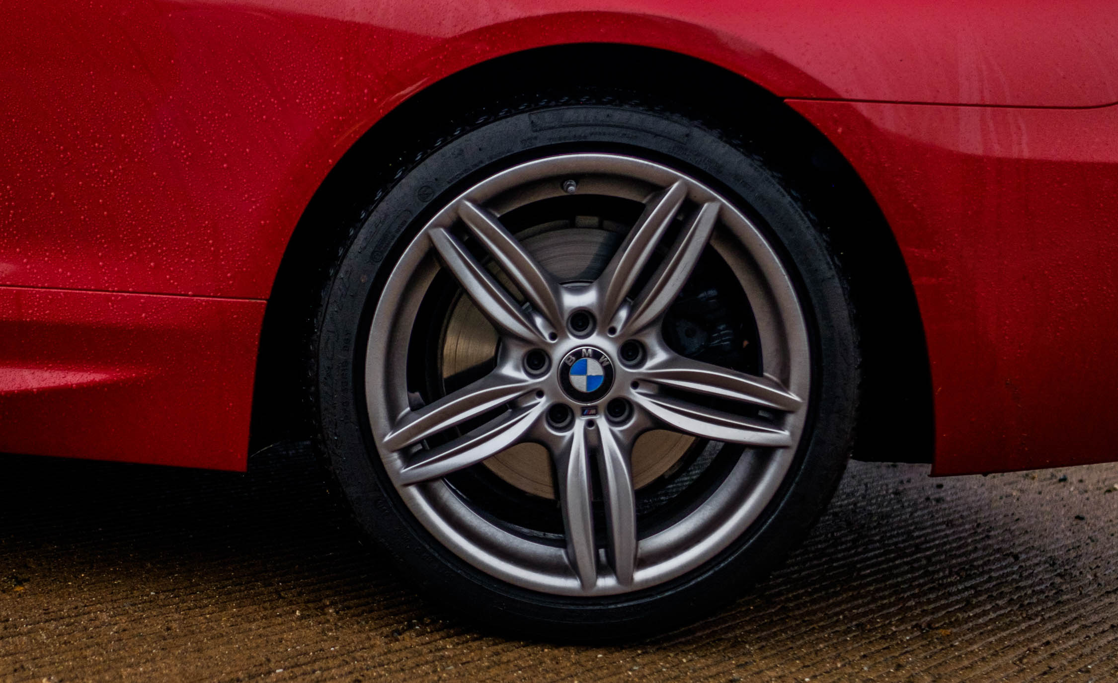 2016 BMW 640i Convertible Exterior Wheel