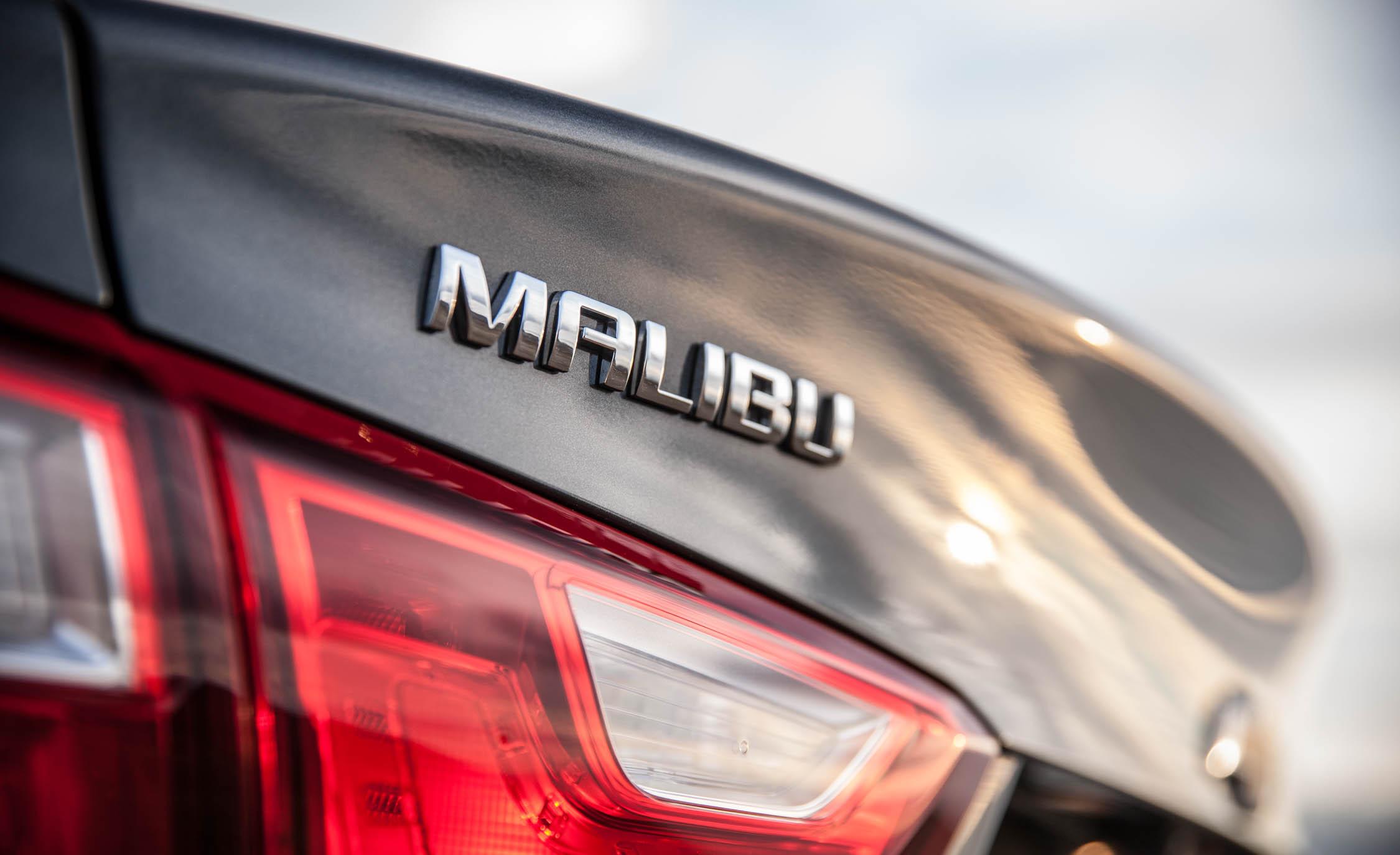 2016 Chevrolet Malibu LT Exterior Emblem Rear