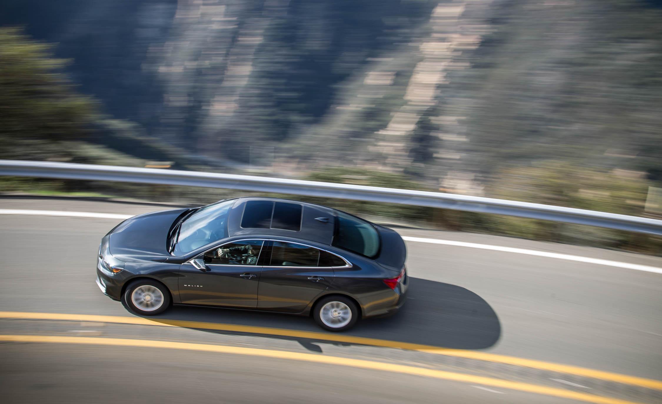 2016 Chevrolet Malibu LT Exterior Full Top