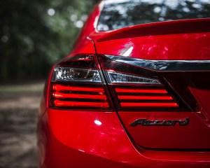 2016 Honda Accord Sport Exterior Taillight Left