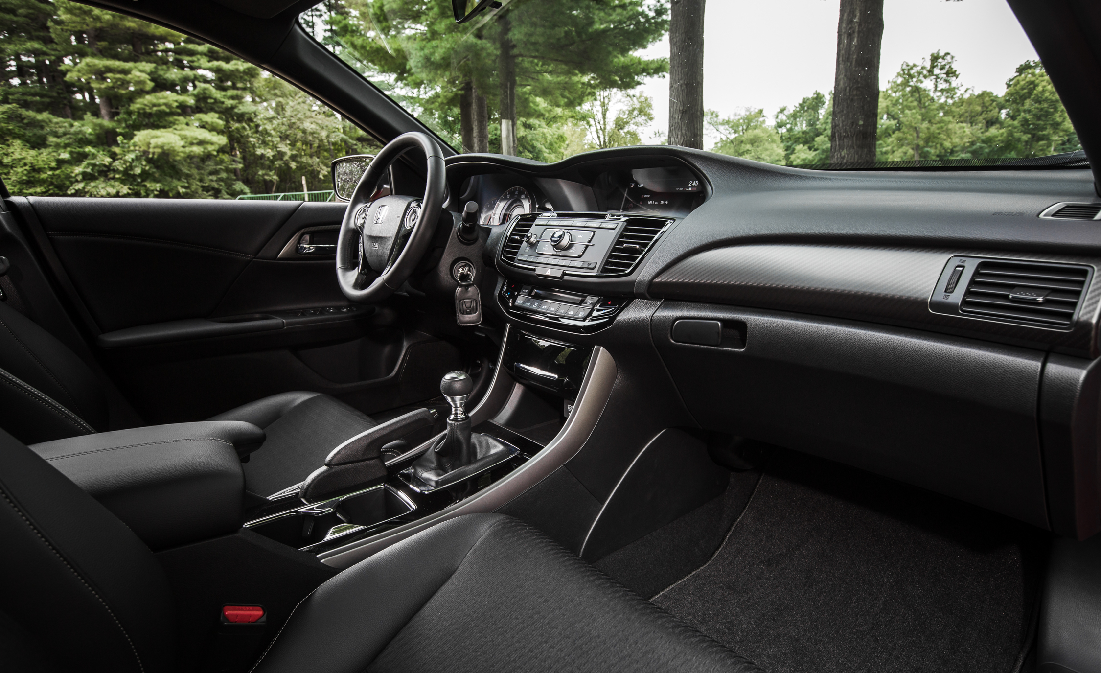 2016 Honda Accord Sport Interior
