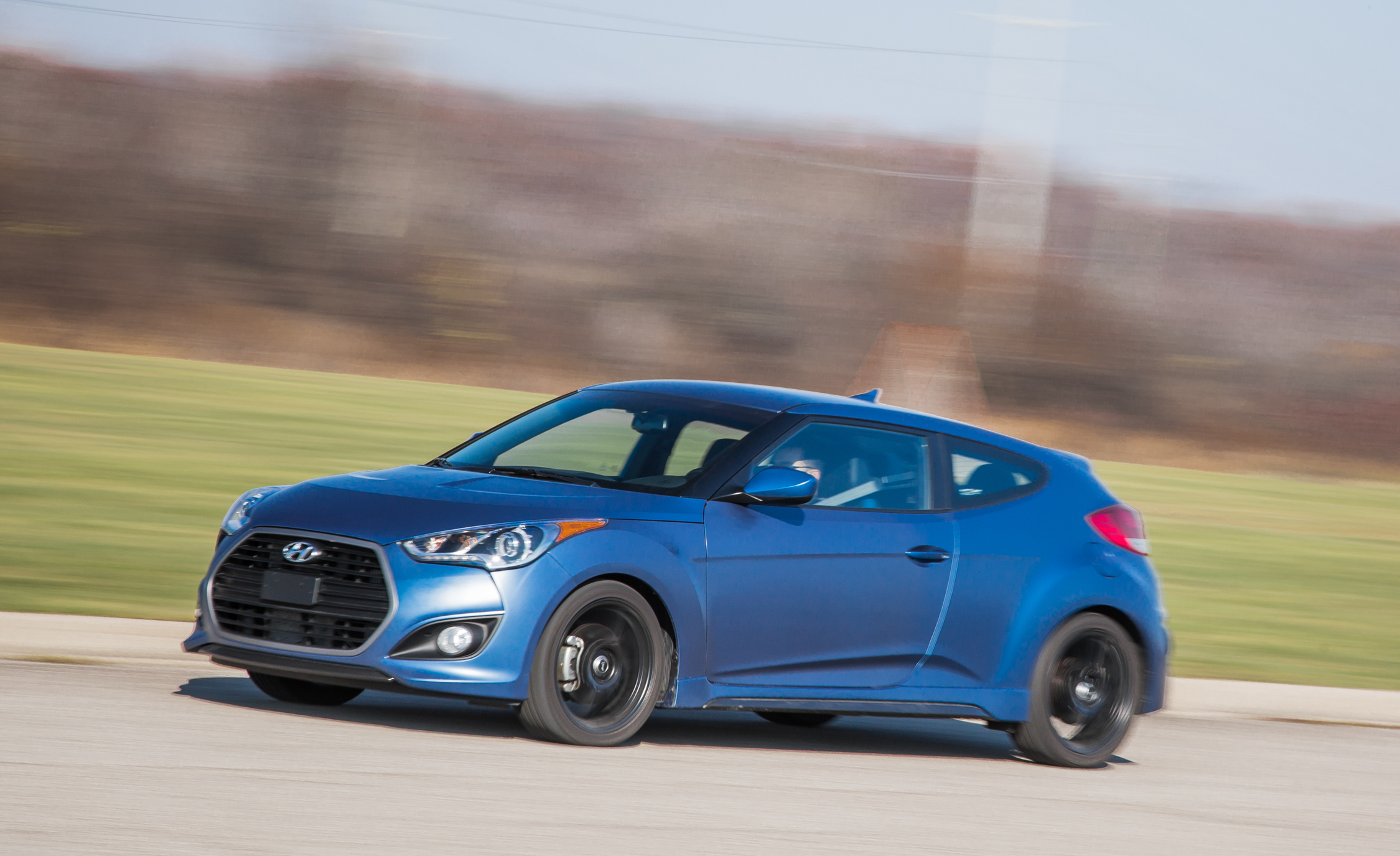 2016 Hyundai Veloster Turbo Rally Edition Test Drive