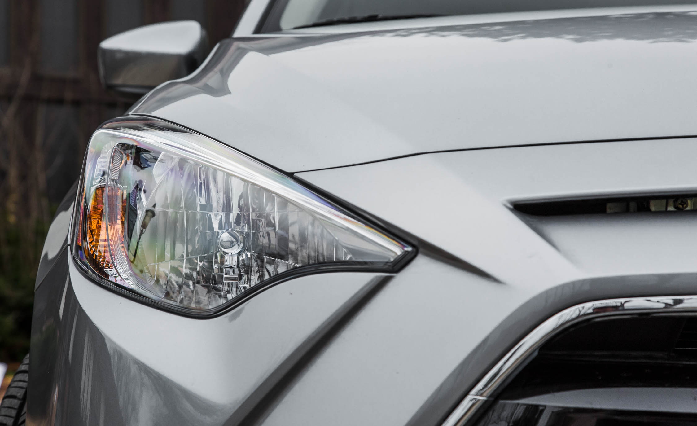2016 Scion iA Exterior Headlight Left