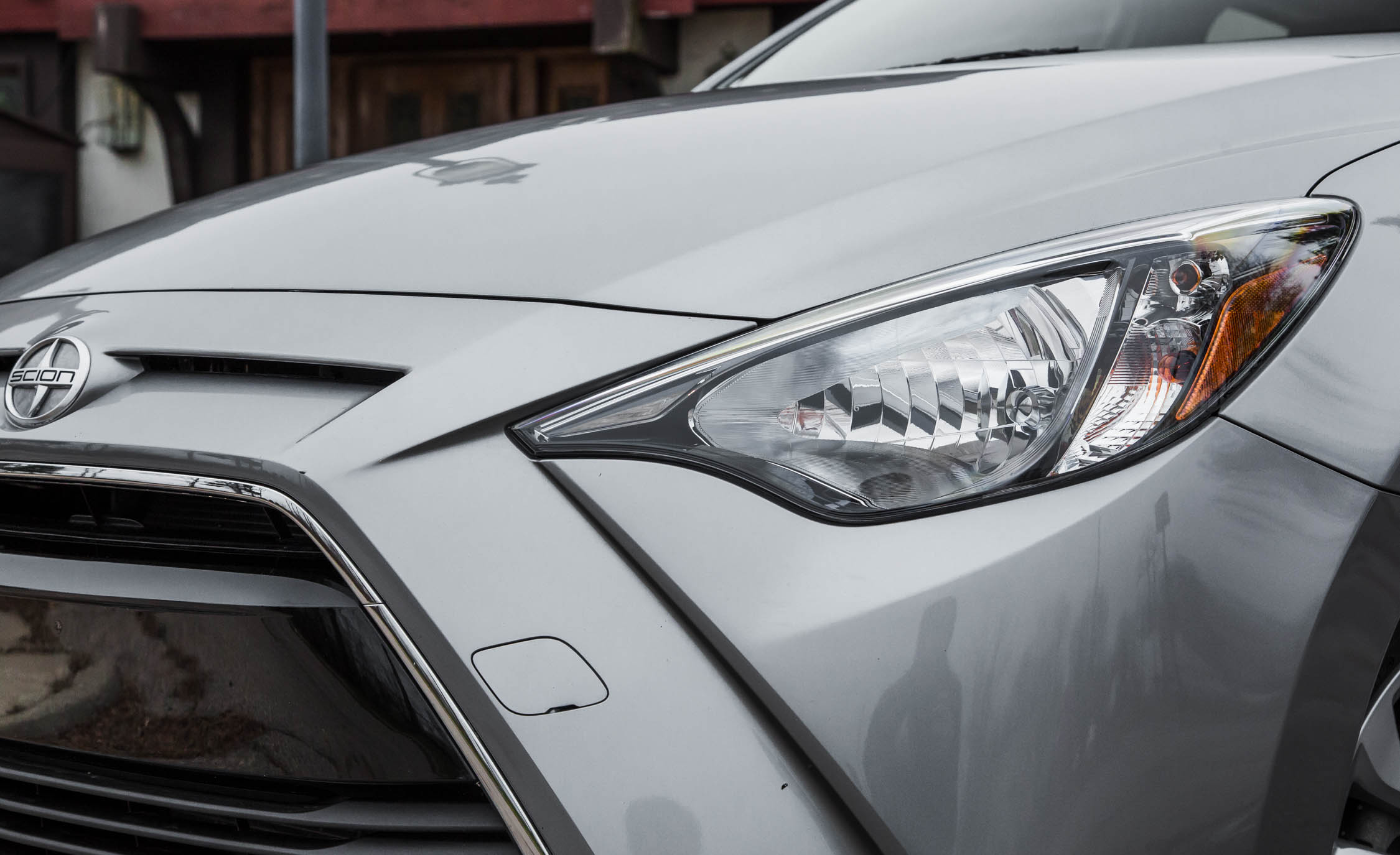 2016 Scion iA Exterior Headlight Right