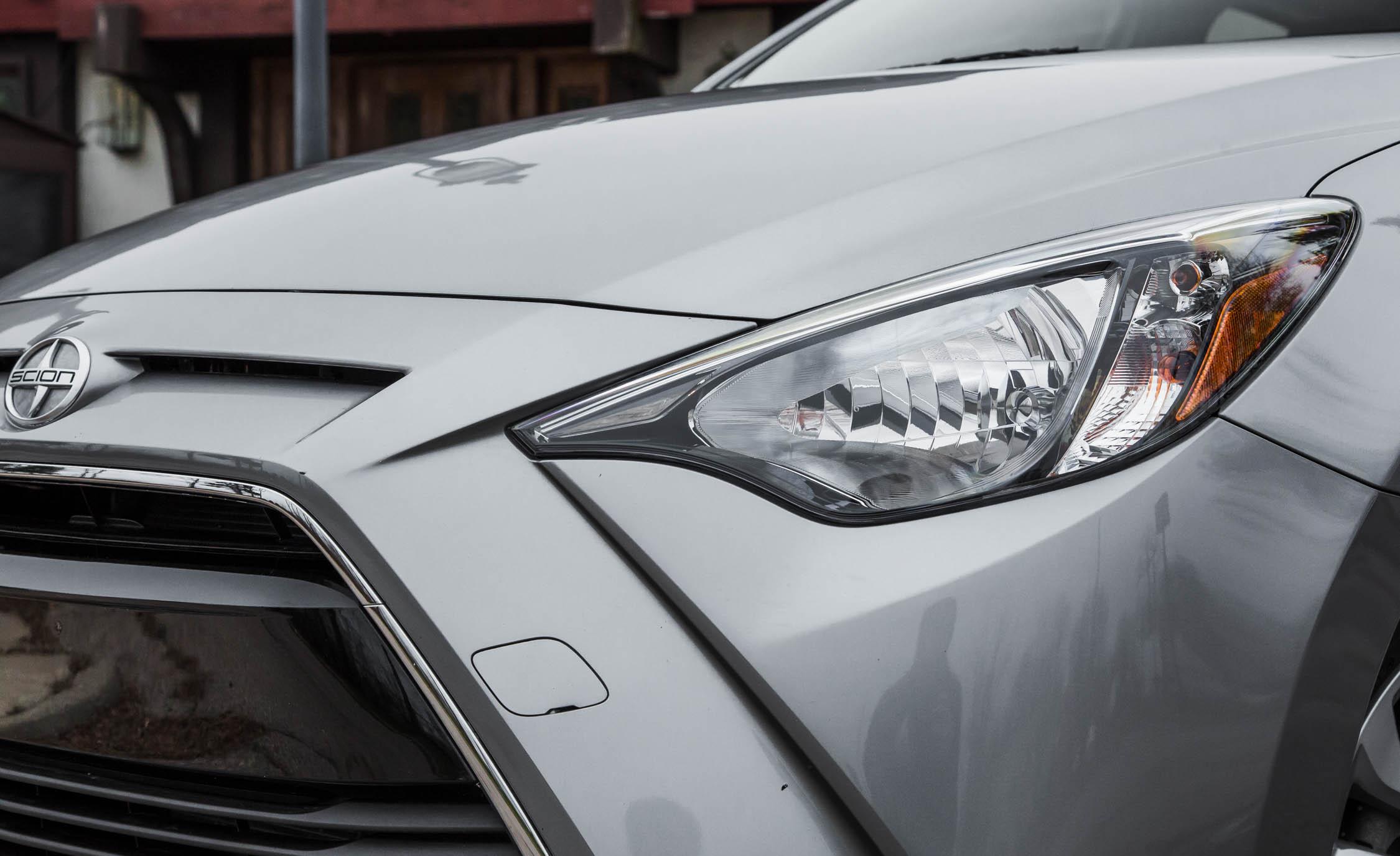 2016 Scion iA Exterior Headlight Right