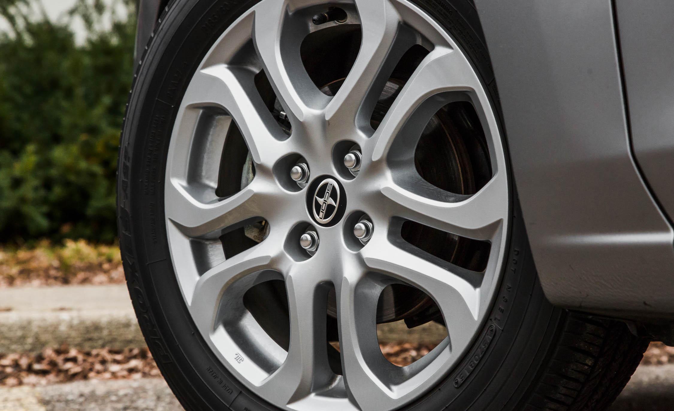 2016 Scion iA Exterior Wheel