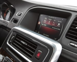 2016 Volvo S60 Cross Country Interior Headunit
