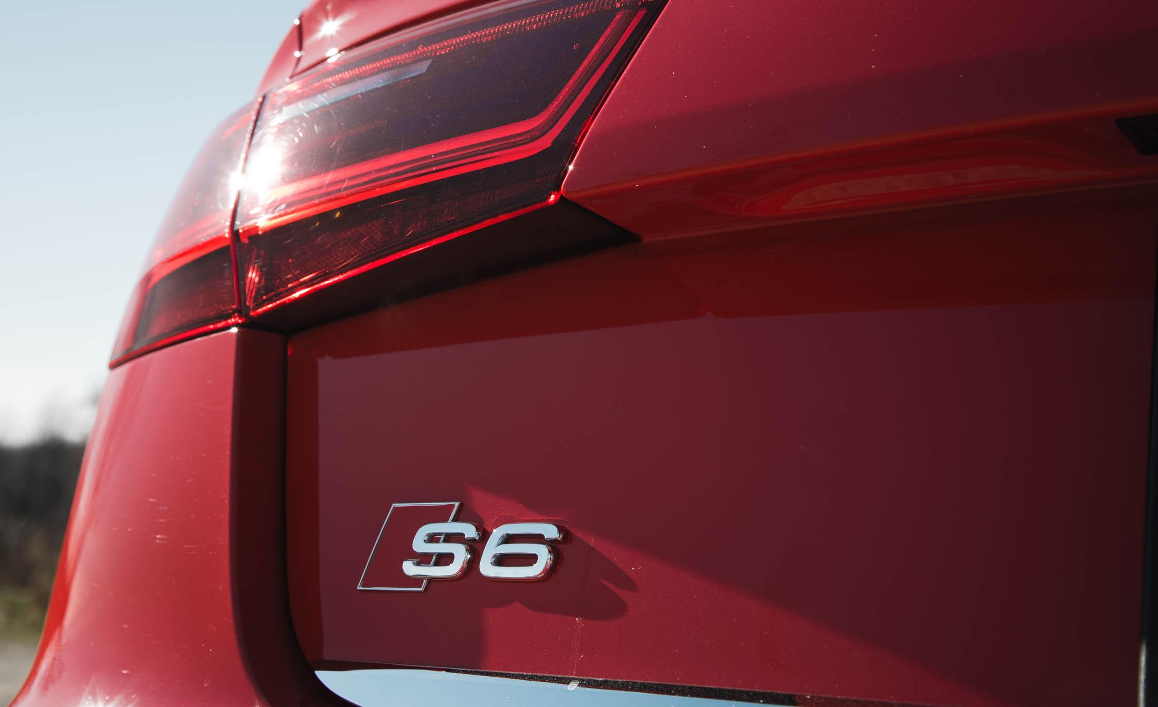 2016 Audi S6 Exterior Badge Rear