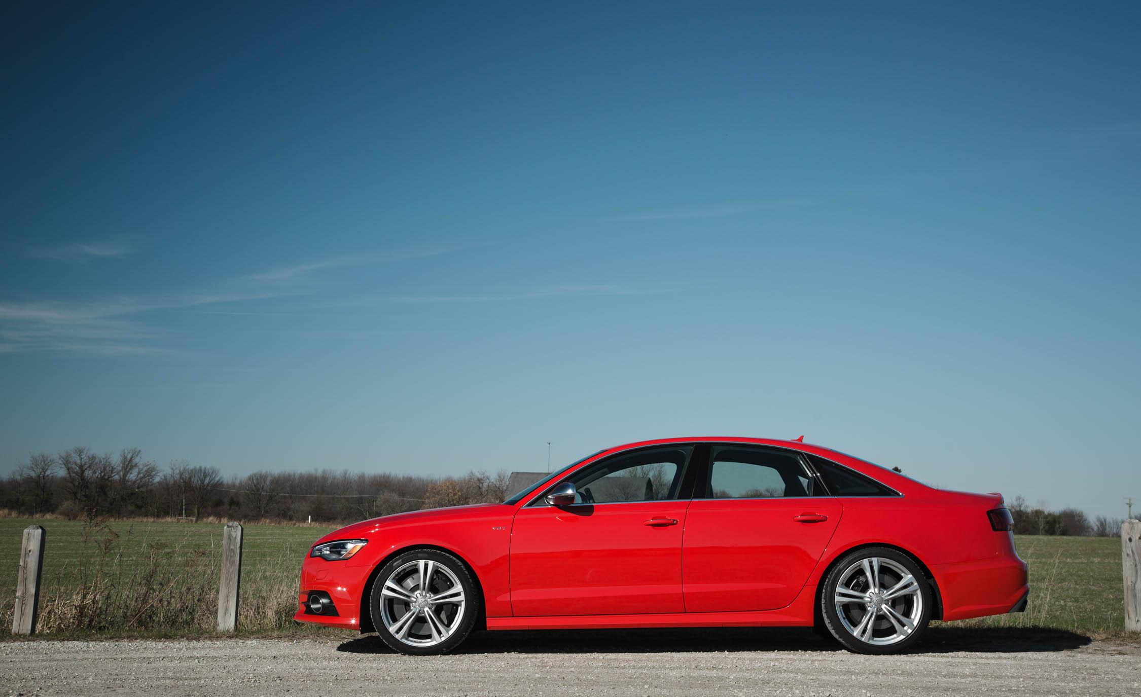 2016 Audi S6 Exterior Full Side