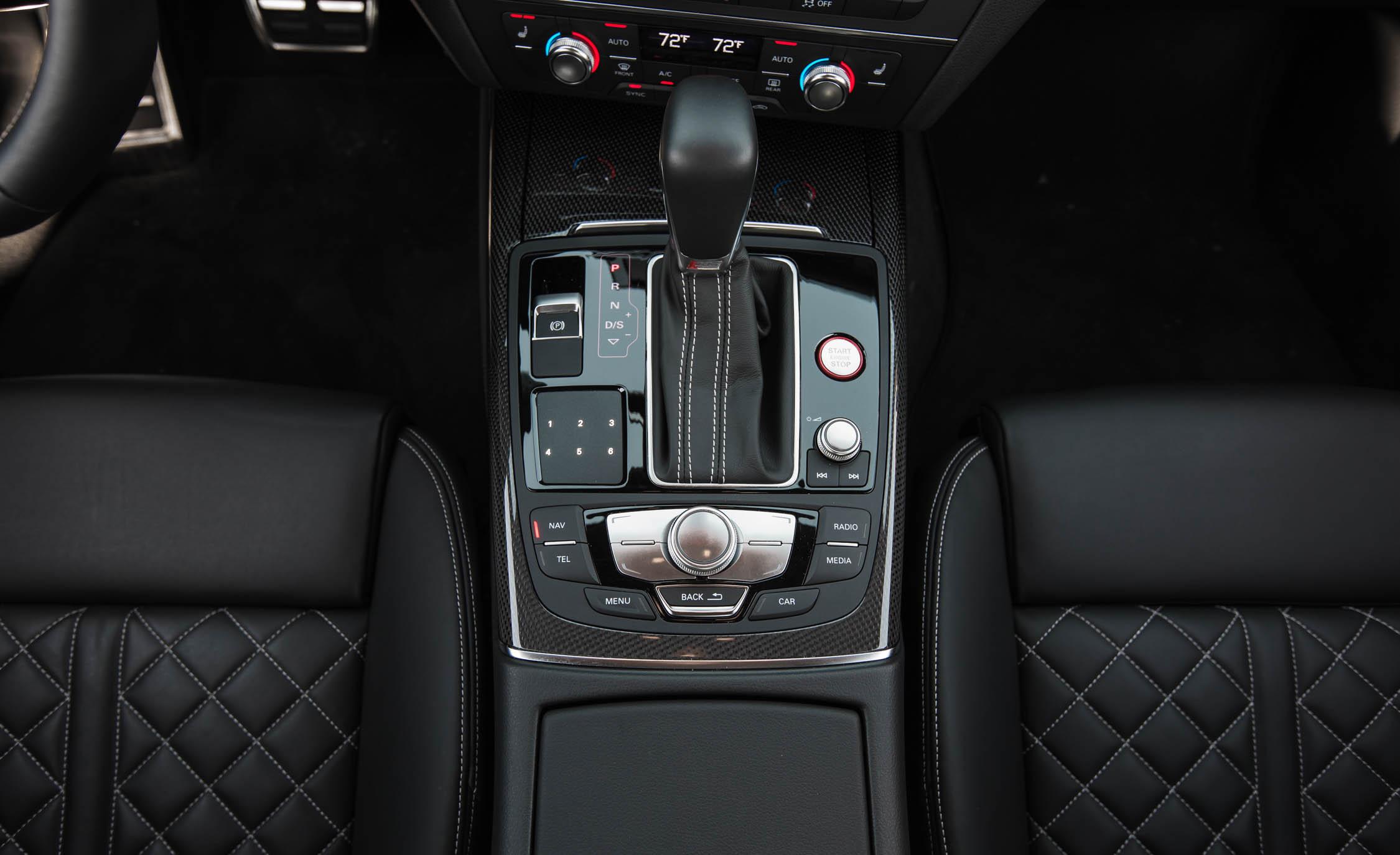 2016 Audi S6 Interior Gear Shift Knob