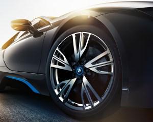 2017 BMW i8