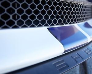 2017 Ford Mustang Shelby GT350 Grille View