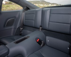 2017 Porsche 911 Carrera Seats View