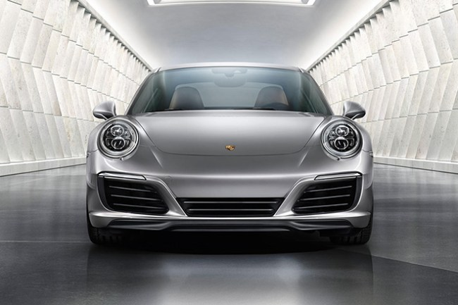 2017 Porsche Carrera 911
