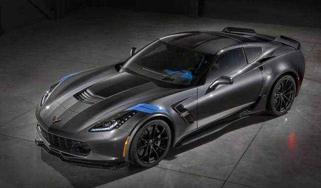2017 Chevrolet Corvette ZR1