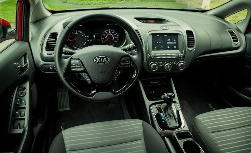 2017 Kia Forte Interior View