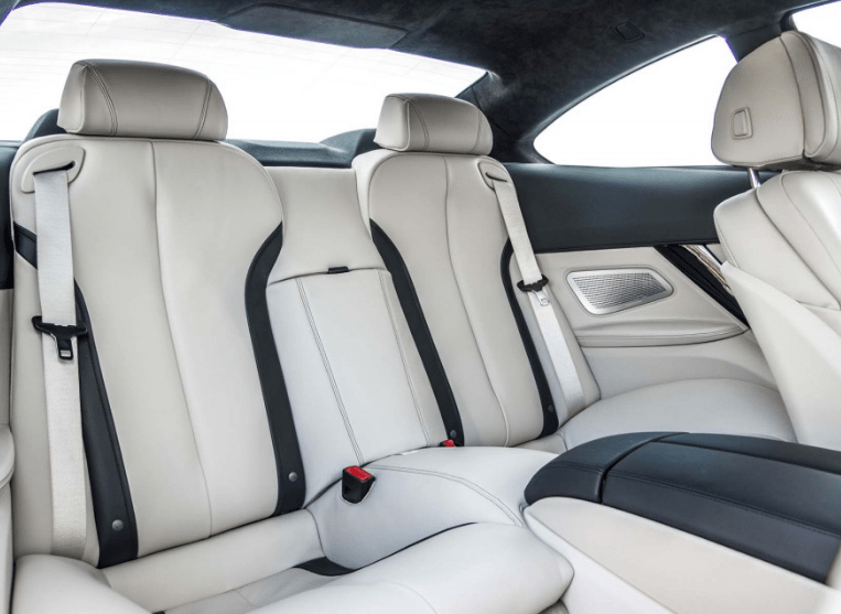 2017 BMW 6 Series Coupe Interior Seats View