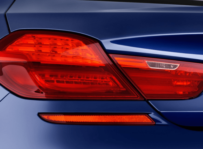 2017 bmw 6 series coupe lights