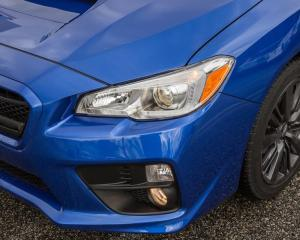 2017 Subaru WRX Headlight View