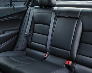 2017 Chevrolet Cruze Seats View