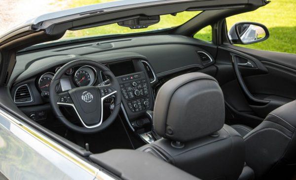 2017 Buick Cascada Interior